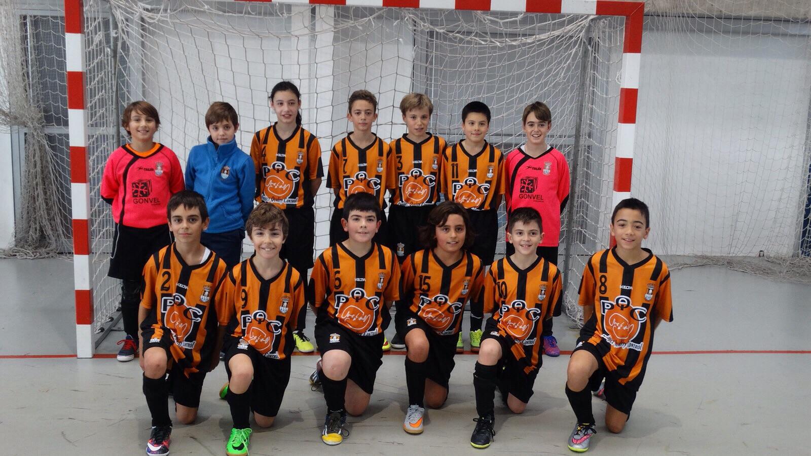 equipo alevin